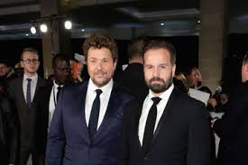 ball and boe. michael ball alfie boe the pride of britain awards 2017 - arrivals and