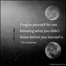 Forgive Yourself Quotes Interesting Forgive Popular Inspirational Quotes At EmilysQuotes