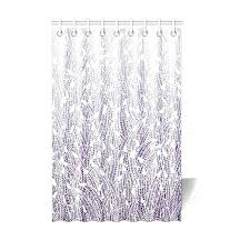 purple curtains shower curtain pink ombre ruffle chevron