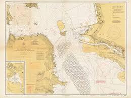 Amazon Com Historic Map Chart Map San Francisco Bay