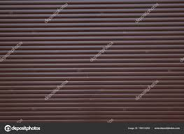 garage door texture. Garage Door Container Stripped Texture Metal Background With Horizontal Lines. \u2014 Stock Photo
