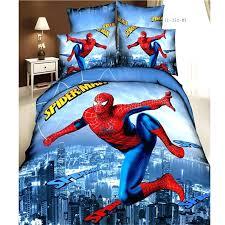 100 cotton 3d spiderman duvet cover set full queen size sheet 4pcs beddingsuperhero australia superhero uk