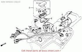 honda goldwing wiring harness wiring diagram honda gl1200 goldwing 1984 e usa california wire harness 1200 i aview large image