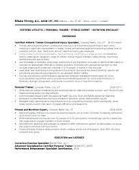 Technical Trainer Resume Trainer Resume Sample Trainer Resume Personal Objective Personal
