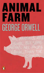 orwell s animal farm book review scott berkun