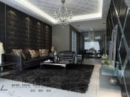 modern living room modern. Dark Living Room Feature Wal Pic On Modern Walls