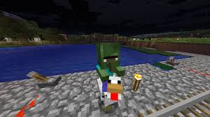 baby zombie minecraft riding chicken. BABY VILlAGER ZOMBIE RIDING CHICKEN Screenshots Show Your Creation Minecraft Forum Intended Baby Zombie Riding Chicken