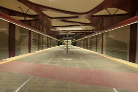 European Union Metro Station