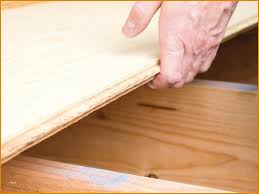how to lay a laminate wood floor over concrete best how to lay a plywood suloor