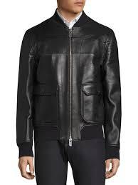 Bally Jacket Size Chart Bally Reversible Leather Bomber Jacket Bally Cloth All