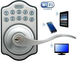 lockstate remotelock ls 5i a latchbolt lock wifi enabled
