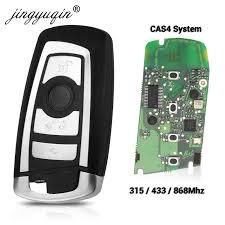 <b>jingyuqin</b> 315/433/868Mhz <b>Smart Remote</b> Key KeylessGo For BMW ...
