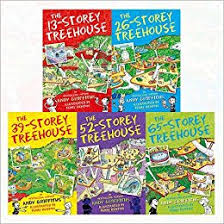 The 26Storey Treehouse By Andy Griffiths  Bk 2   BookstationThe 26 Storey Treehouse
