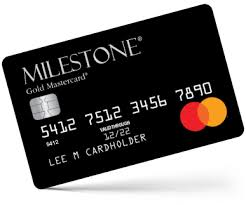 View transactions from your current billing cycle and access statements from previous months. Milestone Mastercard Credit Cards For Everyone