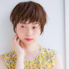 2017年春夏トレンド爽やか可愛いショートヘア特集hair