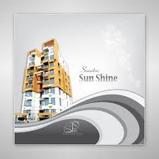 apartment brochure design. Sunetro Sunshine Project Brochure Design For Residential Apartment Complex.