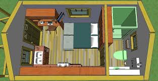 Quixote Cottage Plans   Simple Solar HomesteadingOff Grid Cabin and Tiny House Designs and Supplies Not For Profit Social Service Organization