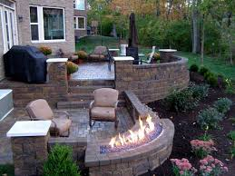 backyard raised patio ideas. How To Build A Raised Patio With Retaining Wall Blocks Stunning Ideas Backyard