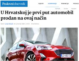 You can buy almost everything with bitcoin by now, even cars. The First Car Purchase With Crypto In Croatia Is Made Through Gocrypto