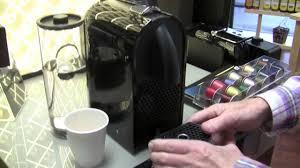 Crew Review: Nespresso U <b>Capsule Espresso Machine</b> - YouTube