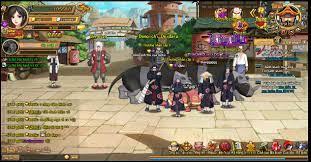 Bản sắc ninja Fb1001 - Naruto is me - Team