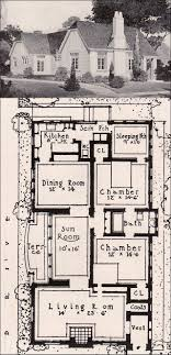 garden home plans. House Plan 322 Best 1920s Images On Pinterest | - Craftsman Bungalow Plans Garden Home