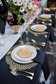 reception table ideas. 30 Navy Blue And Gold Wedding Color Ideas. Reception Table Ideas L