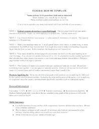 First Job Resume Template Simple Resume Format
