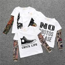 одежда для мальчиков хлопковая футболка детские футболки с длинными