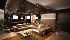 slab ceiling for living room