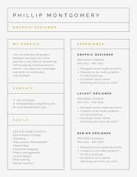 White And Gold Accents Minimalist Clean Simple Resume Templates By