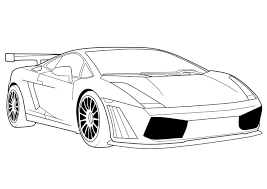Small Picture Free Coloring Pages Of Cars Cool Coloring Pages Of Cool Cars