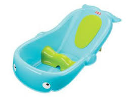 This is the best baby bath tub ever!! I am still using it with my 9 ...
