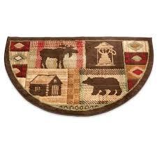 lodge hearth rug rugs fireproof home depot