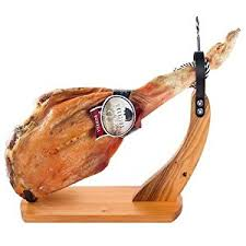 Ham Stands For Carving And Display Amazon Ham stand Gondola typical spanish Ham Holder by 13