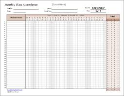 attendance roll sunday school attendance chart free printable beautiful attendance