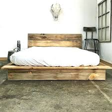 loft style bed beds brilliant rustic modern platform frame and headboard in chairs new bedroom furniture a26 bedroom