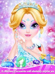 princess makeup party s makeup dressup and makeover games screenshot 8