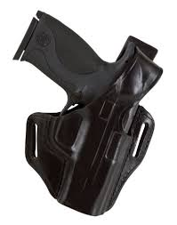 Bianchi 56 Serpent Holster Fits Glock 19 23 32 Black Right