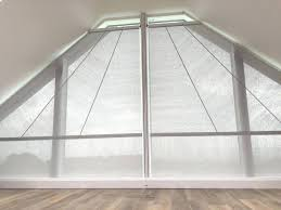 Jalousien Fur Schrage Fenster Asymmetrische Tageslichtrollo Aussen