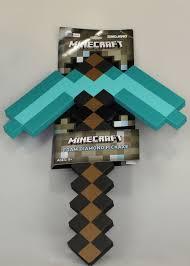 Minecraft 00209 Diamond Foam Pickaxe ...