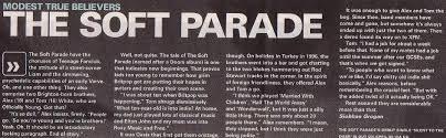 modest true believers the soft parade nme1