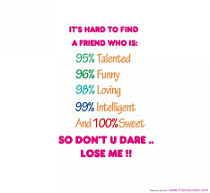 Funny Quote Friendship