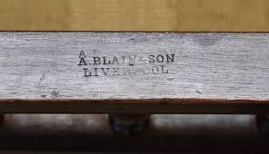 vintage furniture manufacturers. antique furniture by the cabinet makers a blain liverpool vintage manufacturers i