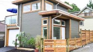 500-Square-Feet Small House with a Loft - YouTube