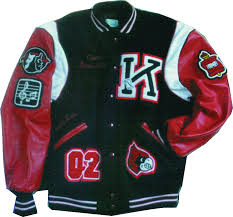 varsity jackets with set in sleeve customize your jacket with sleeve inserts