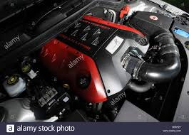 6.0 litre LS2 Chevrolet V8 engine fitted to a Vauxhall Holden VXR8 ...