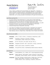 Film Resume Examples Sample Video Filmmaker For Crew Production