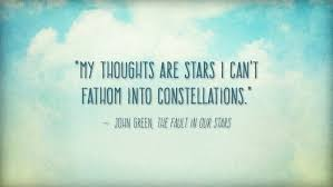 The Fault In Our Stars Quotes Interesting Quotes From The Fault In Our Stars