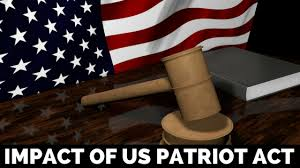 essay on positive and negative impact of us patriot act short   essay on impact of us patriot act